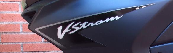 V-Strom logo