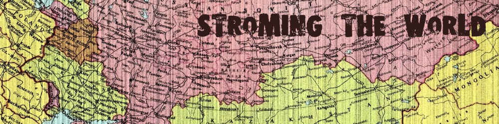 Stroming The World
